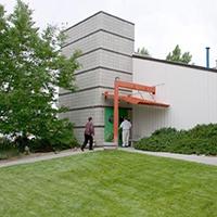 Dinosaur Welcome Center