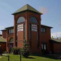 Trinidad Welcome Center
